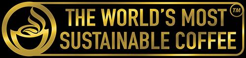 Paradise Mountain Organic Coffee - The World's Most Sustainable Coffee TM logo